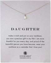 "Dogeared Daughter Pendant Necklace, 18"""