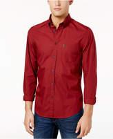 Ben Sherman Men's Polka Dot Slim-Fit Shirt