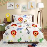 Mi Zone Kids Safari Sam Complete Bed and Sheet Set - Full