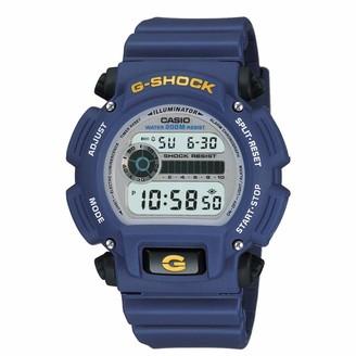 Casio Men's G-Shock Quartz Watch with Rubber Strap