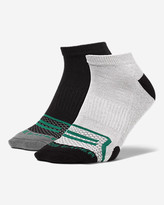 Eddie Bauer Men's Active Pro COOLMAX® Low Socks - 2 Pack