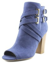 G by Guess Jackson 2 Women Peep-toe Synthetic Blue Ankle Boot.