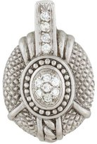 Judith Ripka Diamond Pendant