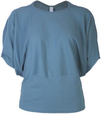 Format MIND bluegreen shirt - S - Blue/Teal/Green