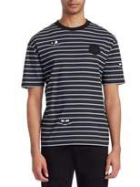 McQ K-Dropped Shoulder T-Shirt