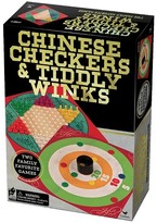 Cardinal Chinese Checkers Tiddly Winks Classic Games - Gold / Black