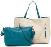 Steve Madden Queenie Bag-in-a-Bag Tote