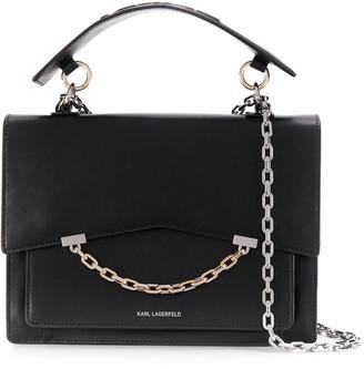 Karl Lagerfeld Paris medium crossbody bag