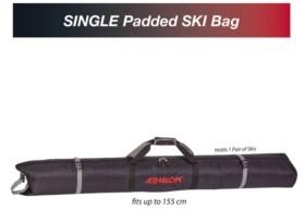 Athalon Single Ski Padded Bag