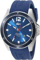 Lacoste Men's 2010665 Seattle Stainless Steel Watch