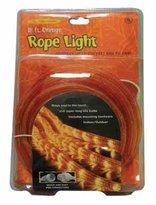 Celebrations Halloween Indoor/Outdoor Rope Lights 18', Orange
