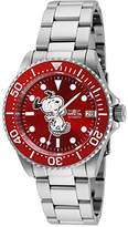 Invicta Women's Snoopy Character Automatic 200m Stainless Steel Watch 24792