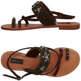 Rada' Toe strap sandals