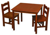 Gift Mark Kids' 3 Piece Writing Table and Chair Set