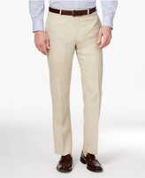 Lauren Ralph Lauren Men's Big & Tall Classic-Fit Solid Linen Dress Pants