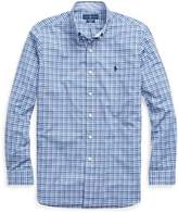 Ralph Lauren Slim Fit Plaid Poplin Shirt