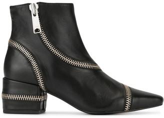 Senso Narissa zipper boots