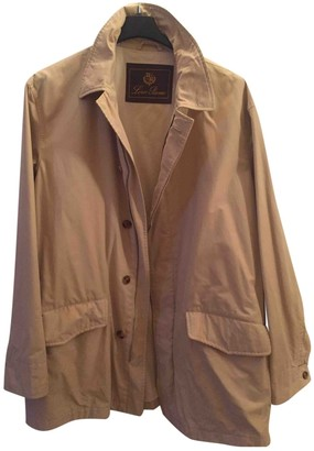 Loro Piana Beige Cotton Jackets