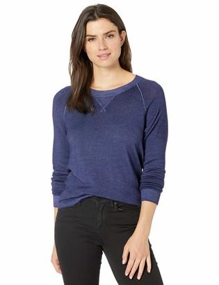 Pendleton Women's Merino Magic Wash Crewneck Sweater