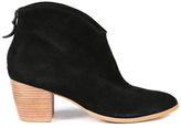 Cynthia Vincent Georgia Ankle Zipper Boot