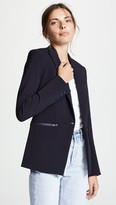 Thumbnail for your product : Veronica Beard Scuba Jacket