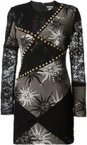 Fausto Puglisi sun print dress - women - Silk/Cotton/Polyamide/Acetate - 42