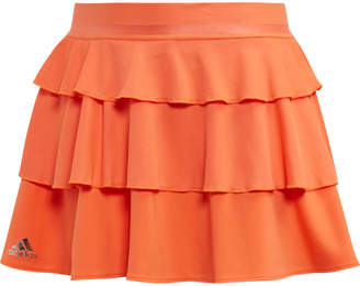adidas Girls' Frill Tennis Skirt