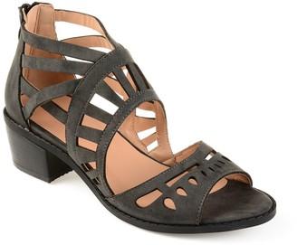 Journee Collection Dexy Women's High Heel Sandals