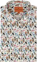 Simon Carter Liberty Birds Of Paradise Print Moore