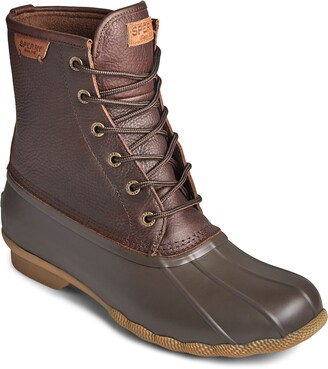 Sperry Saltwater Duck Waterproof Rain Boot