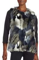 Collection 18 Faux Fur Vest