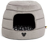 Disney Mickey Mouse Honeycomb Hut Pet Bed - Gray - Jumbo