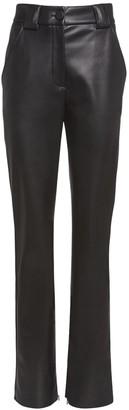 BROGNANO Faux Leather Pants