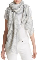Echo All Frills Wrap Scarf
