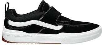 Vans Kyle Pro 2 (Black/White) Athletic Shoes