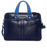 Robert Graham Pauri Leather Briefcase Bag