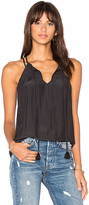 Ramy Brook Marissa Tank in Black. - size L (also in M,S)