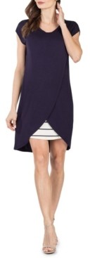 Savi Mom Kenzie Lounge Dress/Tunic Maternity and Nursing