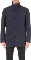 HUGO BOSS Stand-up collar shell jacket