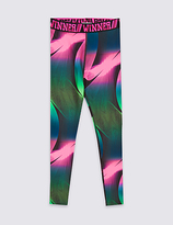 Marks and Spencer Printed Leggings (5-14 Years)