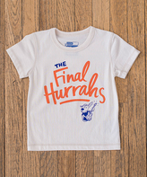 White 'The Final Hurrahs' Tee - Infant