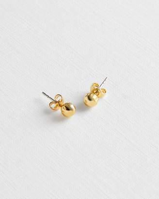 Ted Baker Branded Ball Stud Earrings