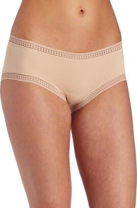 OnGossamer Women's Cabana Cotton Boyshort Panty