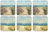 Pimpernel Summer Ride Coasters, Set of 6