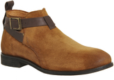 Ask the Missus Cotton Strap Low Boot