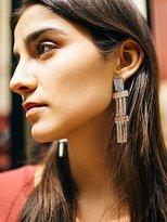 Free People Ibiza Plate Earrings