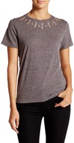 Romeo & Juliet Couture Embellished Crew Tee