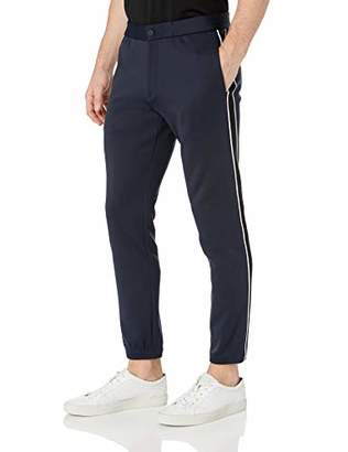 Theory Men's Stretch Cotton Track Pant