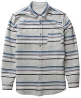 VISSLA Pennington Reversible Brushed Flannel