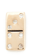 Marc Jacobs Domino Single Stud Earring
